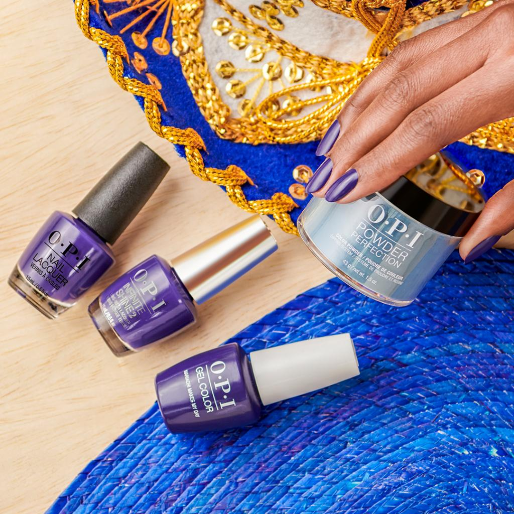 When you fall in love with a brand new shade and find out it's available across all four color systems: #OPIObsessed! #OPINailLacquer #OPIInfiniteShine #OPIGelColor #OPIPowderPerfection   https://bit.ly/3ddA5jcpic.twitter.com/VwVrag8CHj