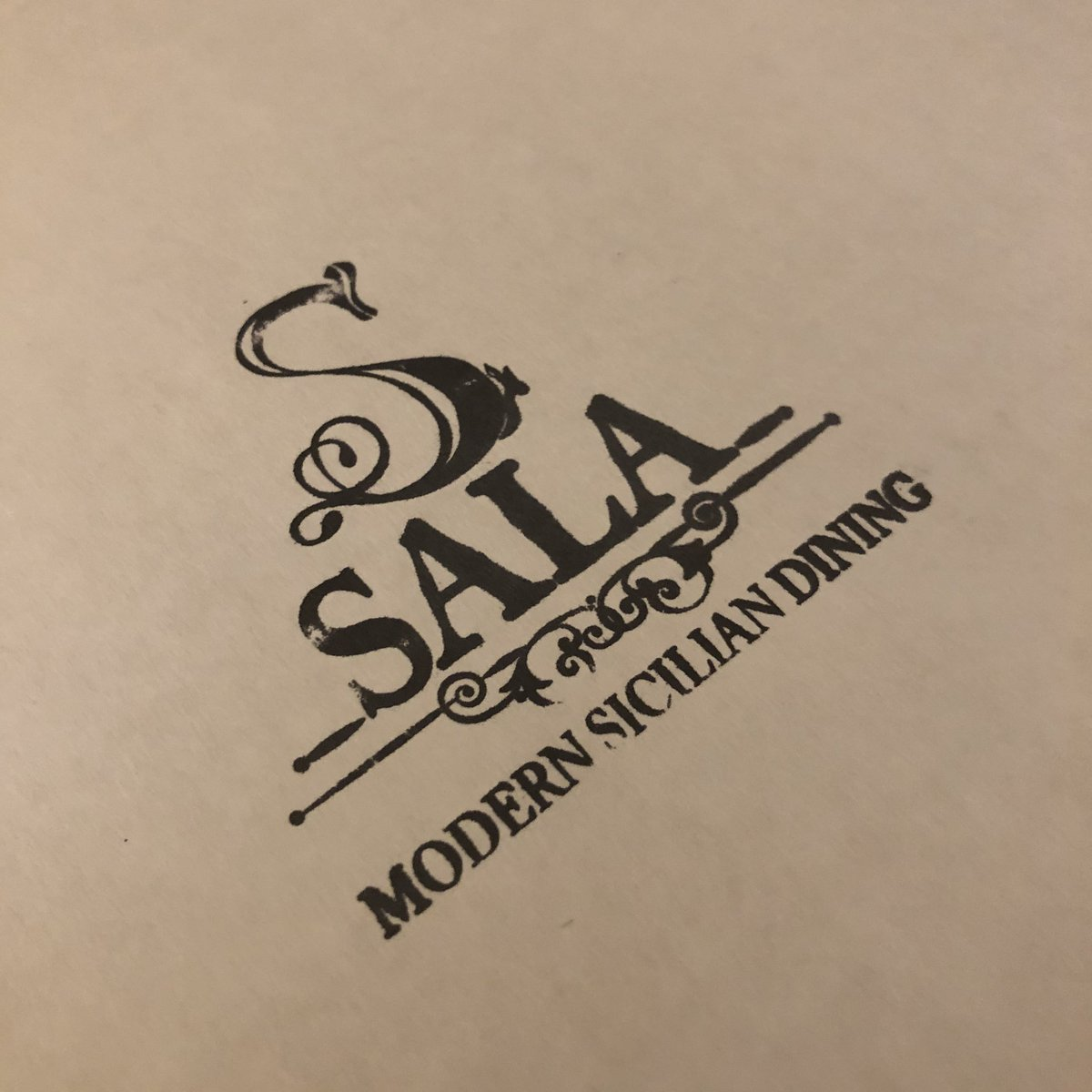 Ordered takeout from our favorite neighborhood restaurant @SalaDining tonight. 👌🧡 #supportsmallbusiness #mketogether