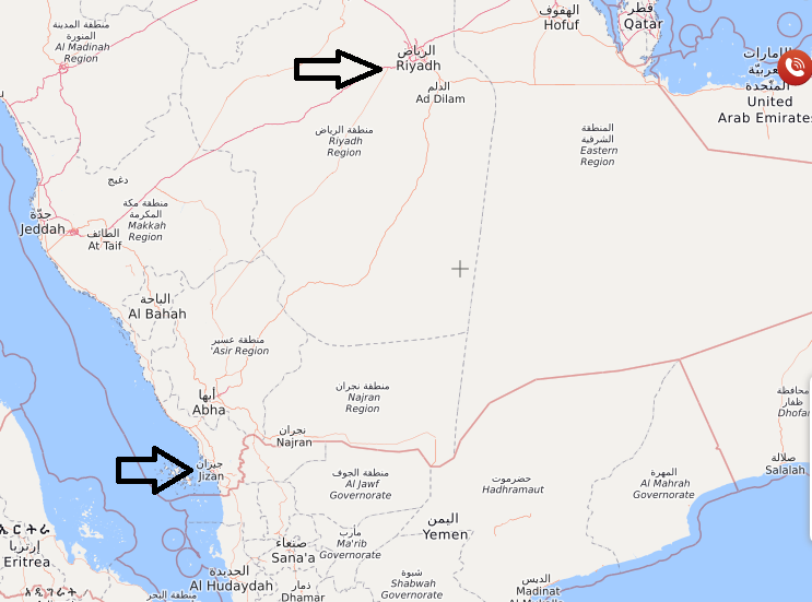 Saudi sources confirm the interception by the #Patriot system of ballistic missiles launched by the Iranian-backed Houthi militia from Yemeni territories towards the cities of #Riyadh and #Jizan. #KSA #USA #Iran #IRGCpic.twitter.com/ejHA7Bg1pb