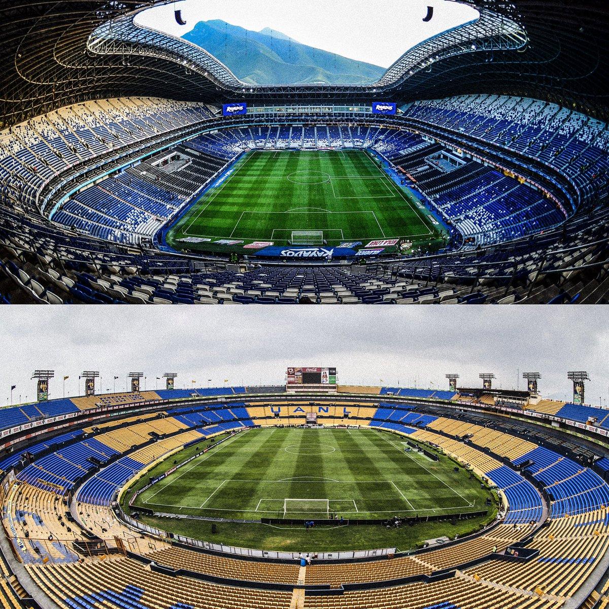 """RG La Deportiva on Twitter: """"Los estadios vacíos... igual que nuestro corazón. 💔… """""""