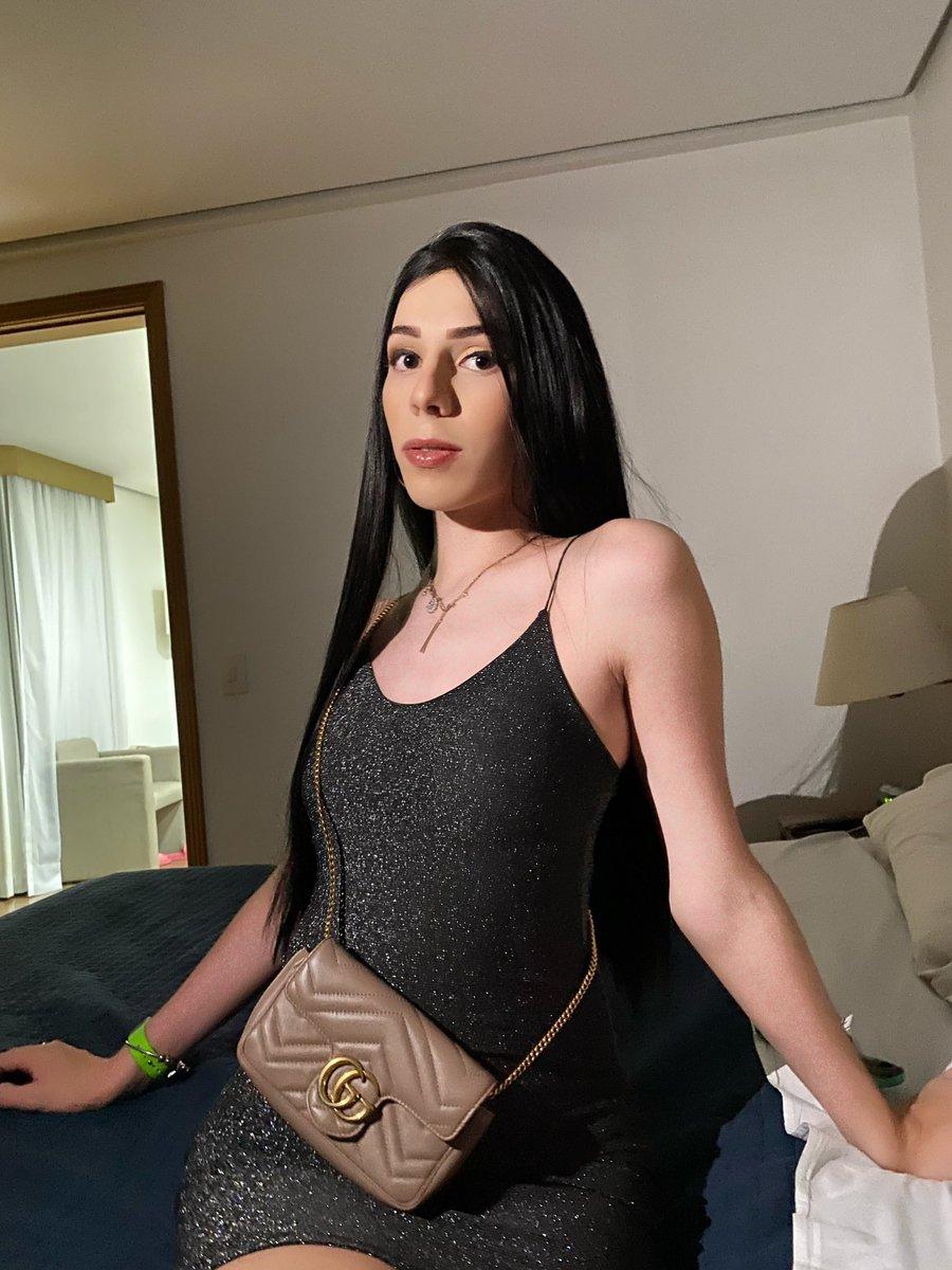 Malévola Alves revida transfobia sofrida no shopping. (Foto: Reprodução / Twitter)