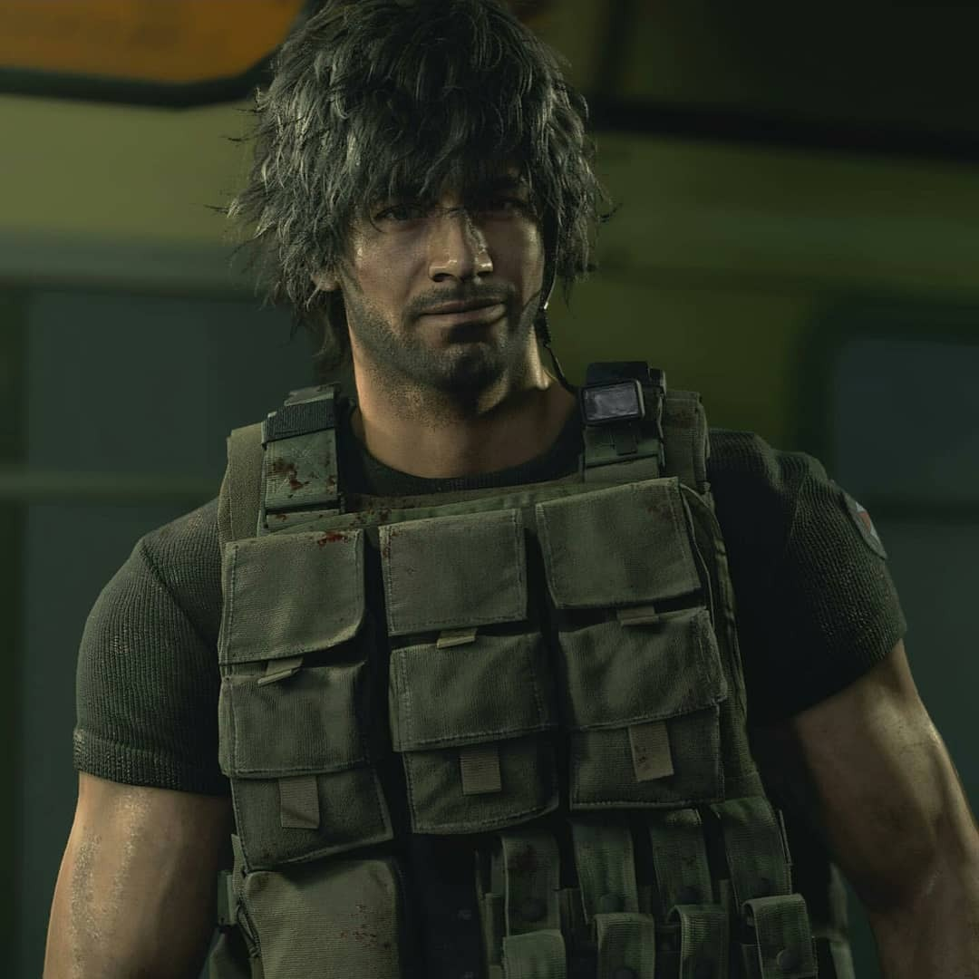 No Context Resident Evil On Twitter Benson Mokhtar Confirmed As