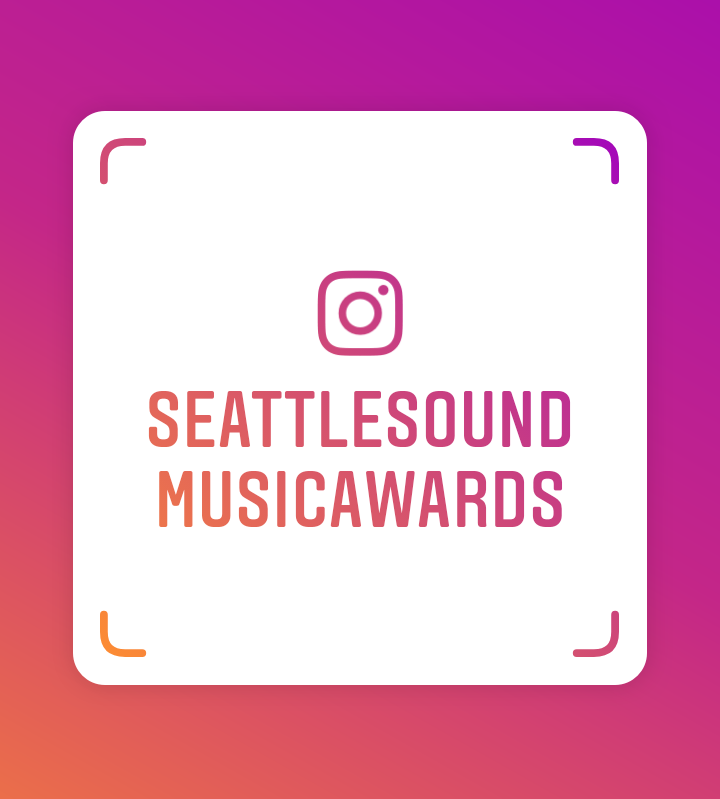 UPDATE 📣 We're now going live from our IG! Tune in at 4 PM!!! @seattlesoundmusicawards . . . #ssmas2020 #seattlemusic #seattlehiphop #voting #seattlesoundmusicawards #ssmas19 #artistwatch