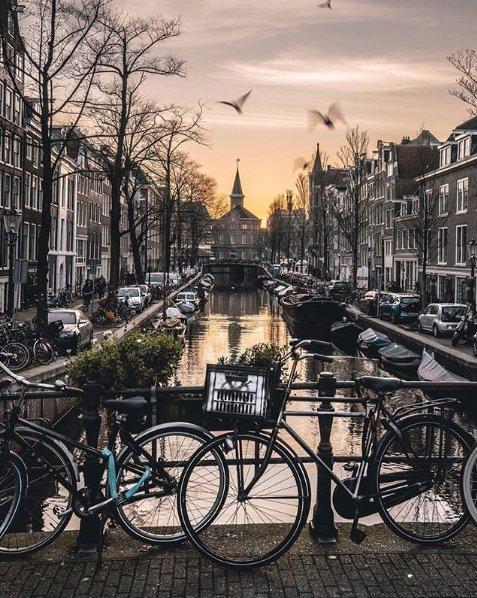 Good morning  #Amsterdam pic.twitter.com/xR4dpn3XYp