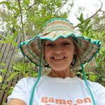 To recognise #melanomamarch  I wore my #COVID19Aus hat, stayed  home, did a bit of gardening and thought about friends I have lost and the friends and families of everyone who has been affected thanks to @MelanomaAus for making this happen #curecancer #donate
