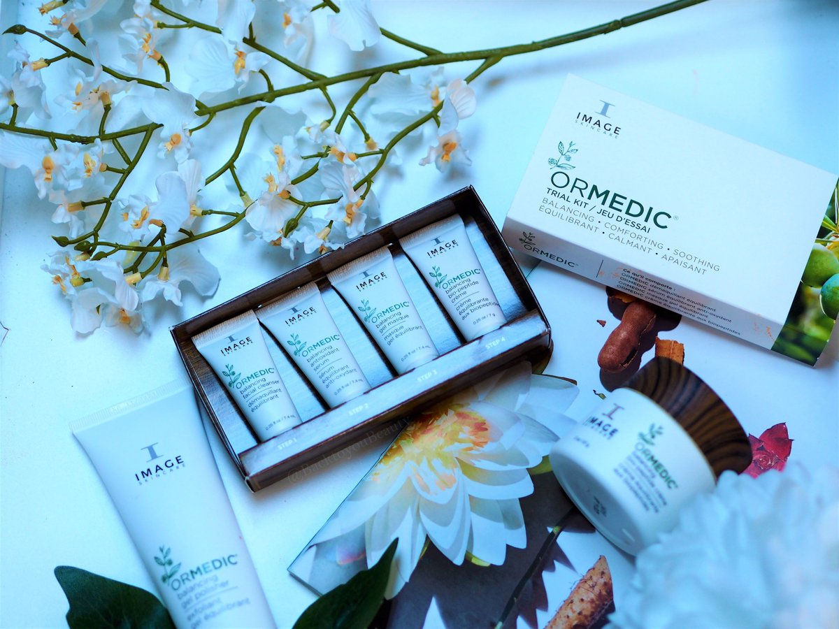 PR -  Is it time to wake up your skin? Ormedic From @imageskincareuk is a range that uses potent Botanicals to give the skin great results! Read More : https://bit.ly/38QuCM1  #skincare #beauty #glowingskin #rt #organicskincare  #ormedicpromise #blogginggals #skingoalspic.twitter.com/9LJCZjxHut