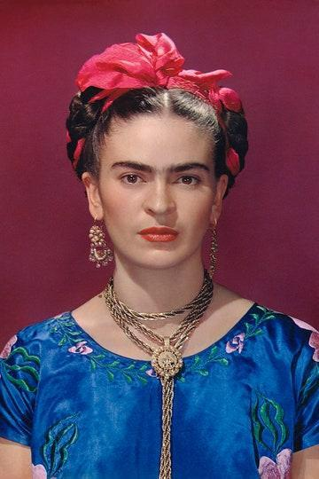 "'s Media: ""I never paint dreams or nightmares. I paint my own reality."" - Frida Kahlo --> https://t.co/1dK"