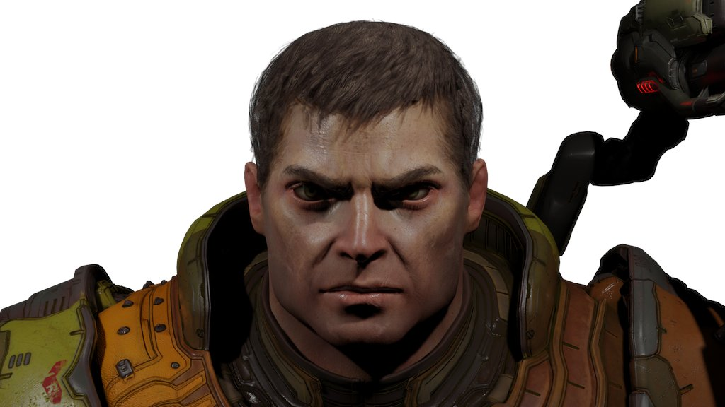 Wump 1 Meepers Stan On Twitter The Virgin Doomguy Without His