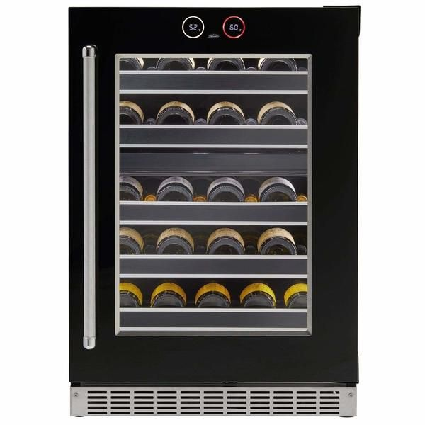 "Danby Silhouette Reserve 24"" 37 Bottle Capacity Dual Zone Wine Fridge SRVWC050  Get yours today! Buy it here https://buff.ly/2Jg7c8i  Free Shipping in Lower 48 USA Financing Available!  #danby #dualzone #wine #winelover #winewednesday #winenight #winecoolers #winefridgespic.twitter.com/vKVG05nggS"