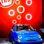 Image for the Tweet beginning: Open for a @FIATUSA surprise.