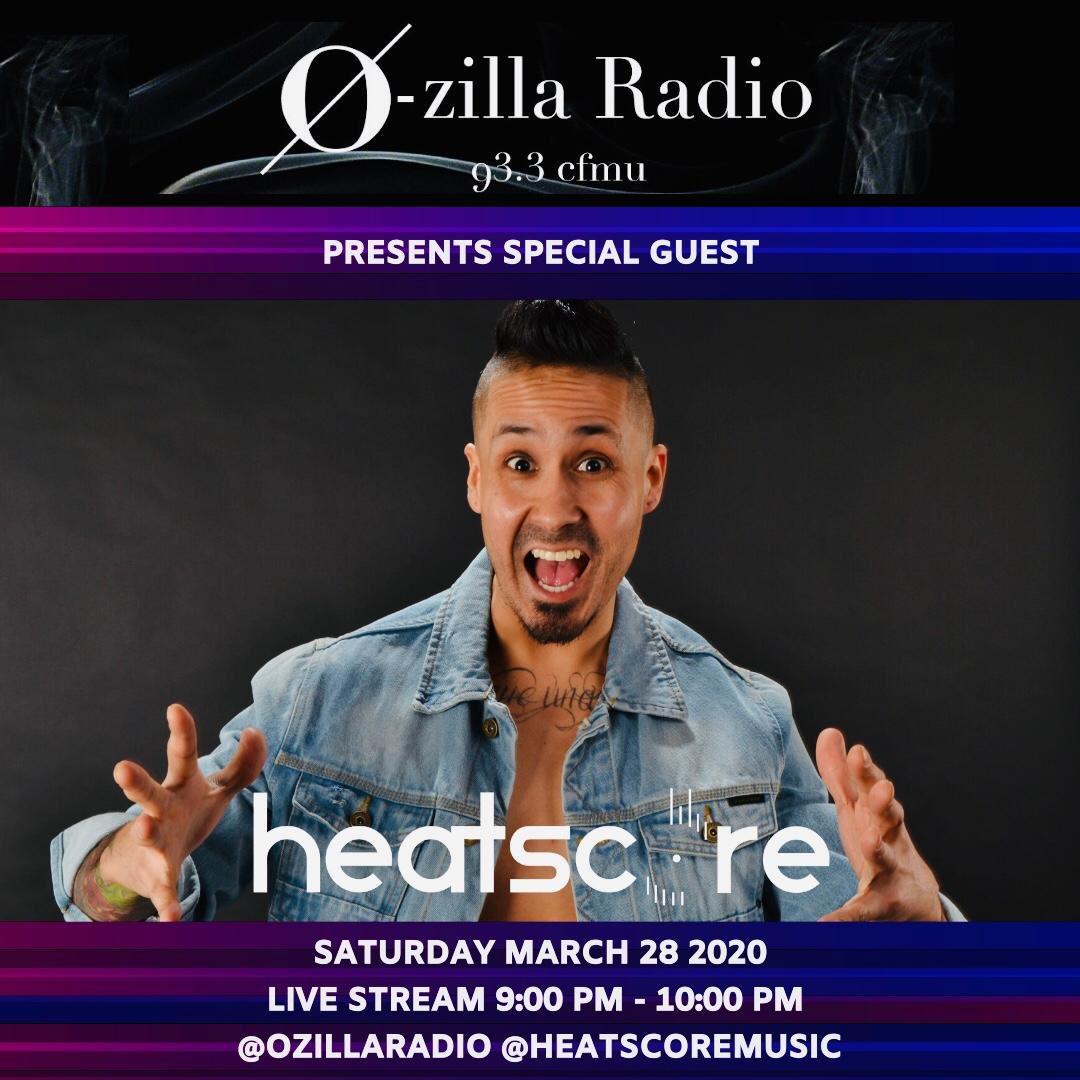 I'll be spinning live tonight at 9pm EST on Ozilla radio!! LINK IN BIO!! #technofamily #techno #technodj #technoproducer pic.twitter.com/z1EjxDAB5n