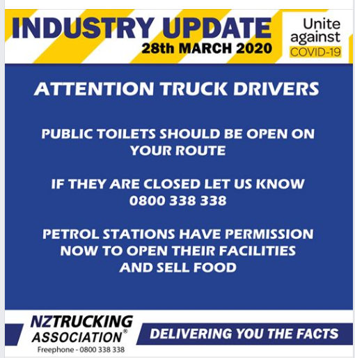 For truckers
