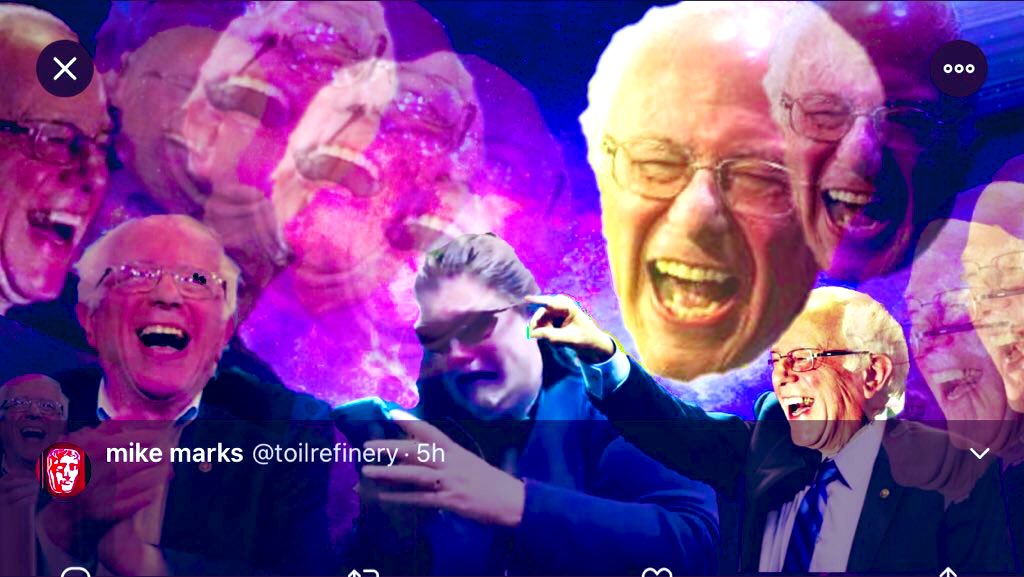 #Bernie has to treat         #PredatorBiden in public like he would treat #Trump in debate. Does America need #Medicare or #ProfitCare? The time has come for  #MedicareForAll and #NotBidenProfitCare.. maybe with you as VP the black vote would elect #BernieOrBust #covid19BioWeapon