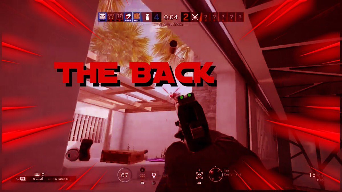 • NEW VIDEO ! «BACK IN THE GAME» #RainbowSixSiege #rainbow6siege #Covid_19 #ChangementDHeure #Ubisoft #ESLProLeague #jeuxvideo #Videogame #cool