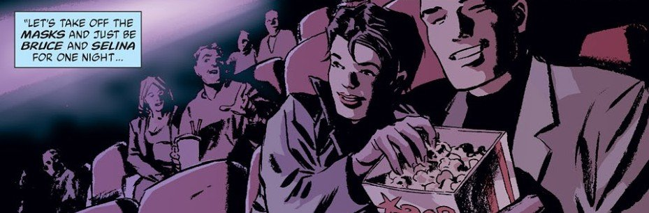 "#Batman #Catwoman #BatCat #BatCat80 #Catwoman80 #SaturdayNight #QuarantineLife   ""It's been 84 years"". Longing for the movie theater on date night. https://twitter.com/CaseComics/status/1244037081304834049…pic.twitter.com/4ZRDbUzBBd"