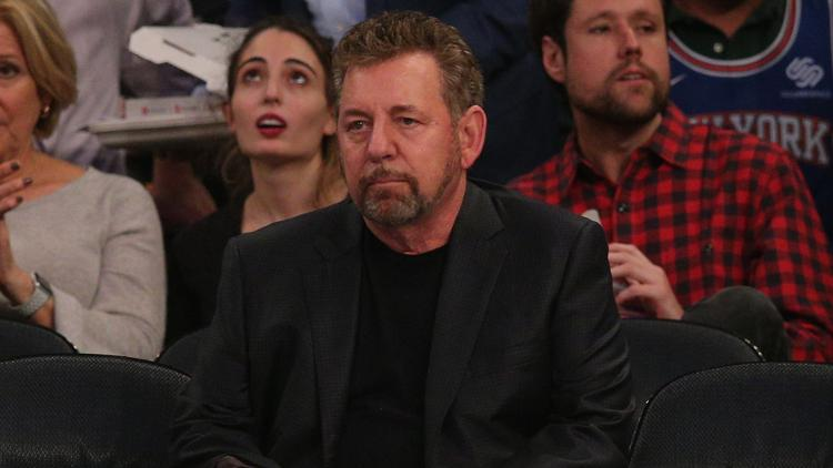 Knicks owner James Dolan tests positive for coronavirus on.sny.tv/iGVJKtM