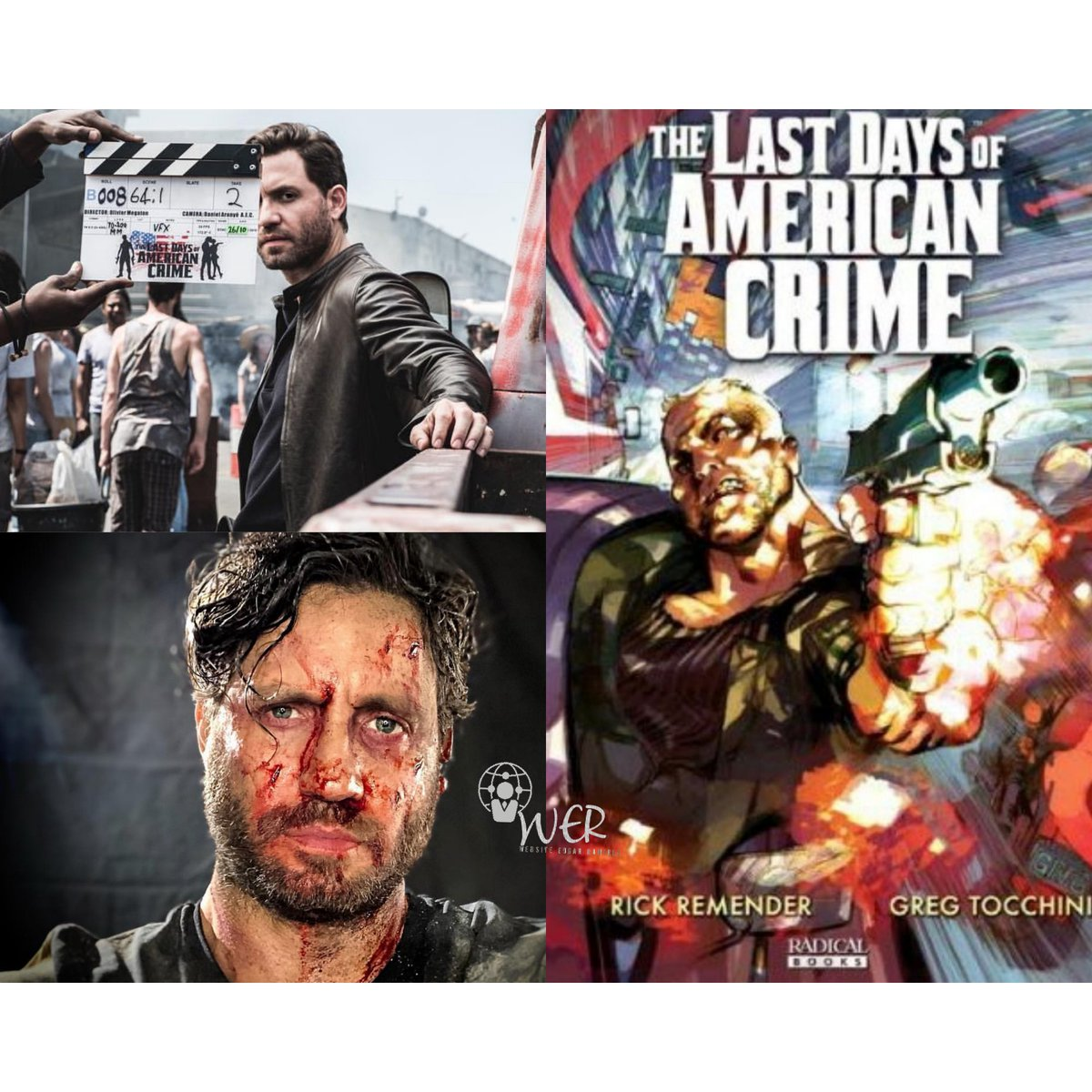 Website Wer On Twitter Fyi Exclusive Edgarramirez25 Movie The Last Days Of American Crime Set For Summer Release On Netflix Https T Co Wgroduumma Via Collider Https T Co Qgdtwrlngj