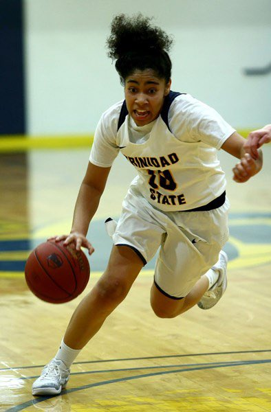 Excited to announce the commitment of a big time PG out of Trinidad JC in Colorado.  Welcome to the @buccaneerswbb Destinee Vigil. https://t.co/XaDR3ZRGGw