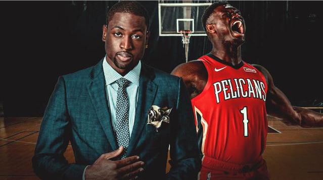 他是韋德眼里的怪物,19歲已成為聯盟耀眼新星,NBA難度對他來說和大學籃球一樣!