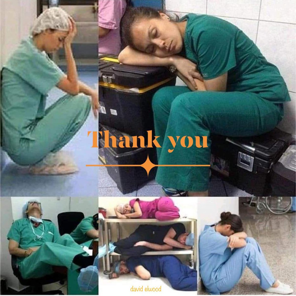 Let's keep our #HealthCare Workers around the world in our #prayers. They are working right in middle of the #Virus #epidemic. They #sacrifice their own #health in the journey to help others.  Prayers are with you & the #sick you're there to help. Like & Share show your #support