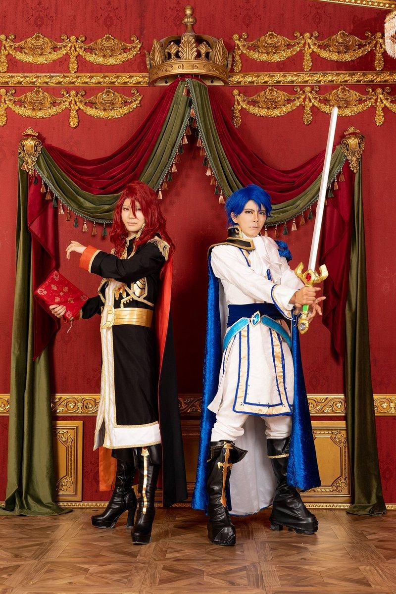 """ゆえこ على تويتر: """"【cosplay】FE 聖戦の系譜 Fire Emblem: Genealogy ..."""