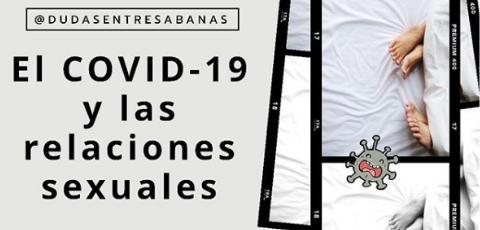 """Tener sexo en tiempo de COVID-19?  > """"Dudas entre sábanas"""" nos lo explica  via @UABBarcelona #Sexualidad #Psicologia #COVID19 > #FF @dudas_sabanas"""