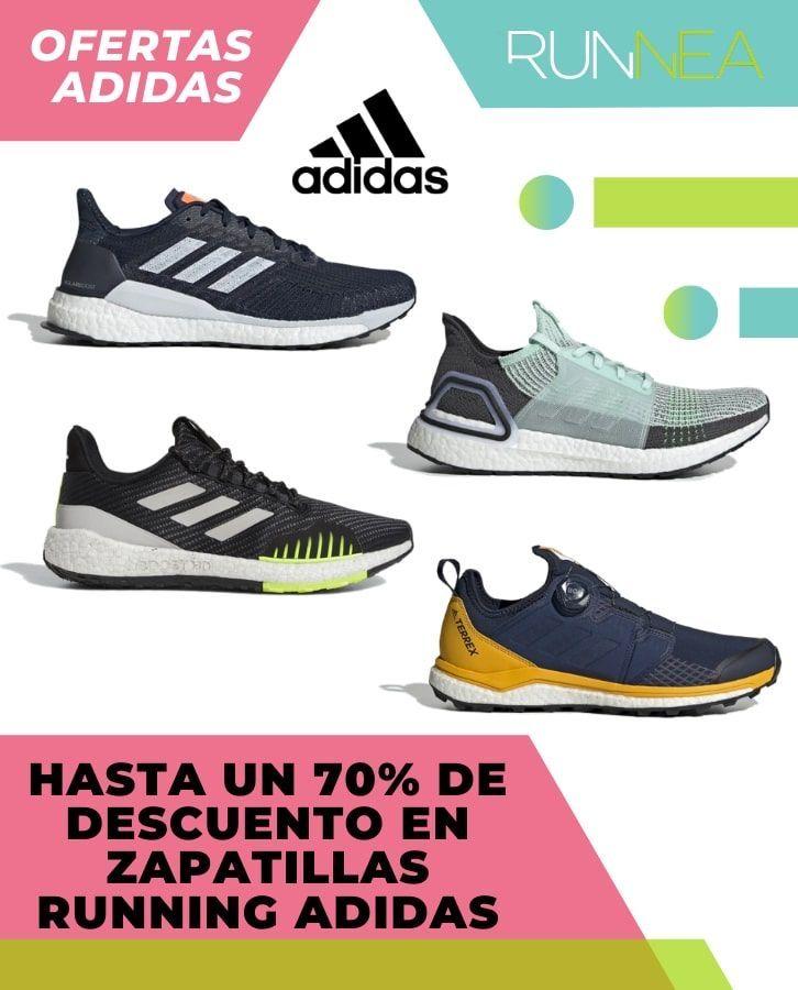 👟 Las 18 mejores ofertas #running de Adidas con este código descuento 🏃🏻♂️ 👉 EXTRA20