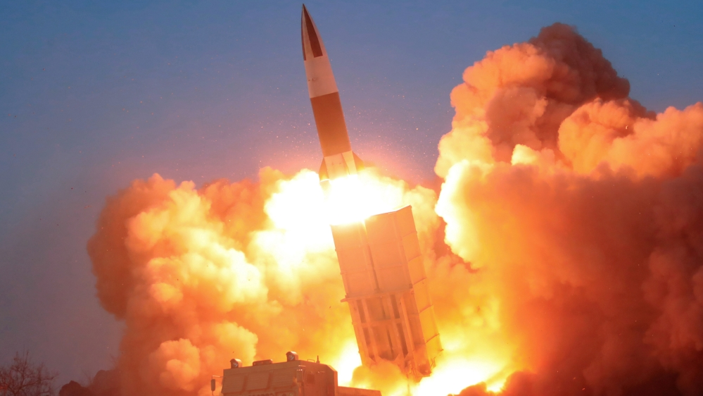 North Korea fires more missiles than ever amid coronavirus pandemic