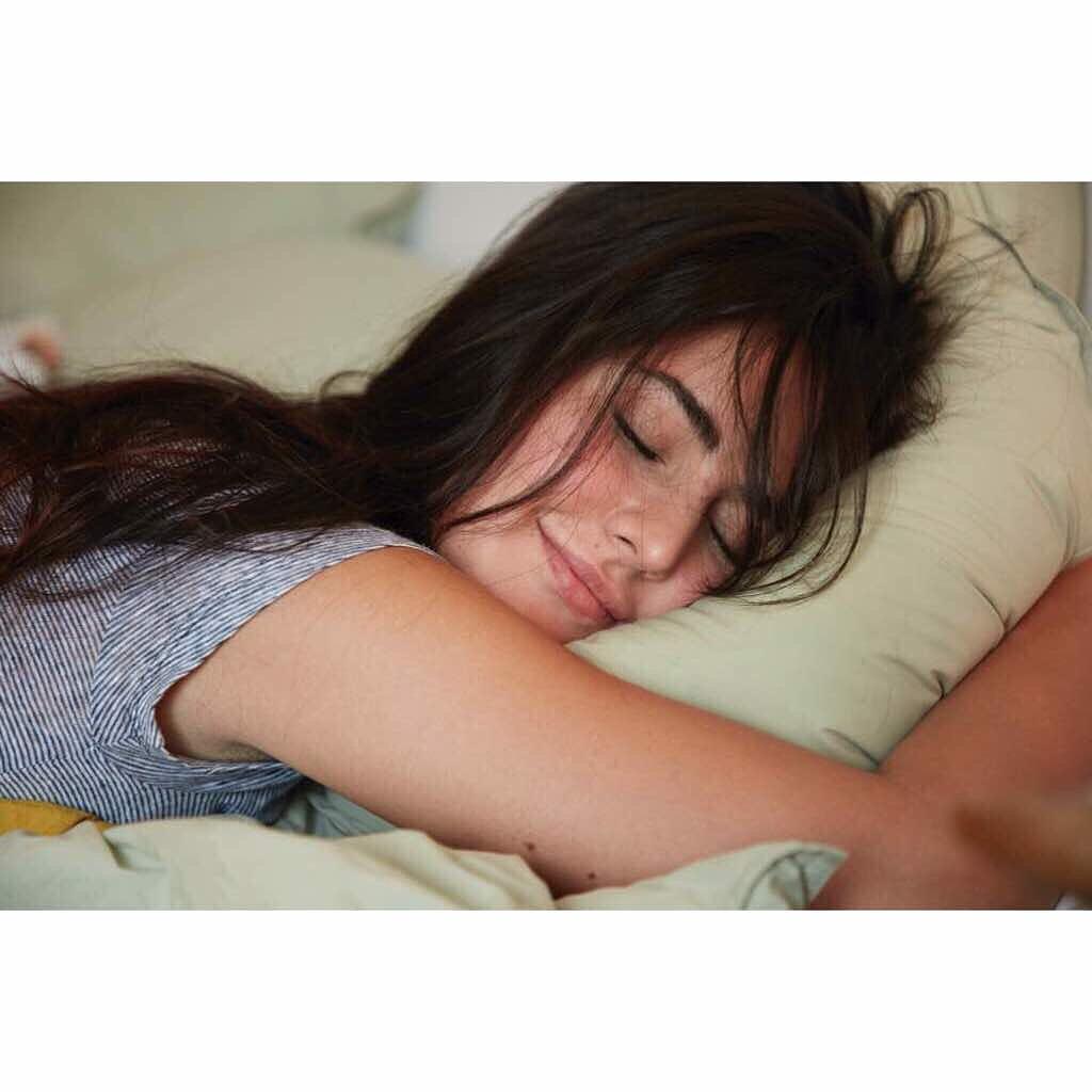 #SundayMorning A girl and her bed on Sundays are an endless affair!   #KatrinaKaif