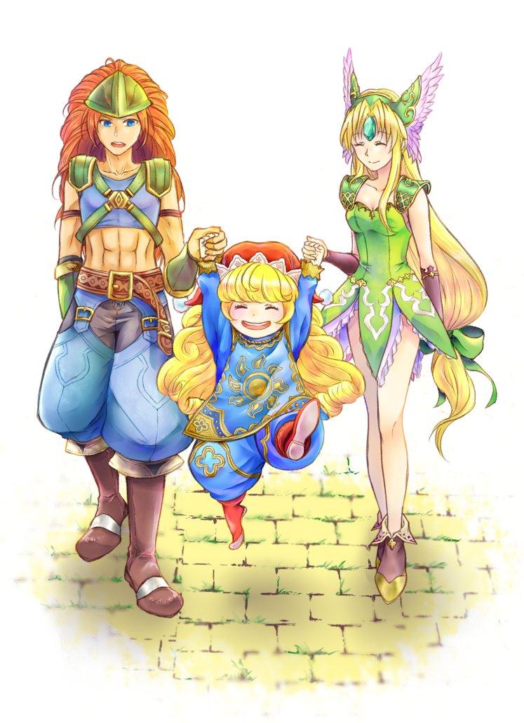 聖 剣 伝説 3 シャルロット