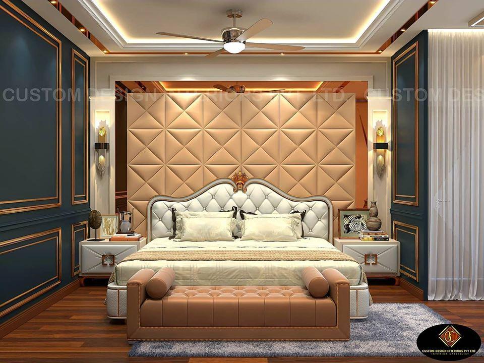 《《 Shinning Sunday 》》 ▪︎Welcome to Shinning Sunday.. ▪︎Kick start your day, with this dazzling Masterbedroom  Design ▪︎STAY HOMESTAY SAFE#homeinteriors #bedroomdesign #PMCARES #CoronavirusOutbreak #coronavirusindia #CoronaUpdatesInIndia #CoronaUpdatepic.twitter.com/V8bQBoASw5