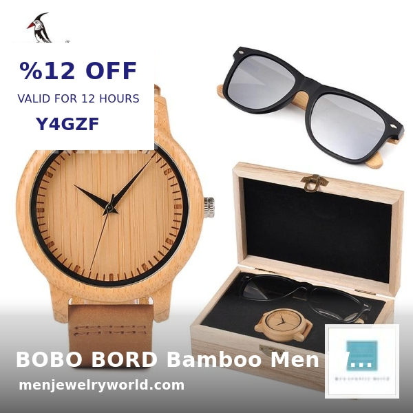 Looking for a steal? BOBO BORD Bamboo Men Watch Wooden Sunglasses Set is now selling at $60.99  Product by BOBO BIRD Official Store   Grab it ASAP https://shortlink.store/10hpnygHAy pic.twitter.com/nbESnLdONO