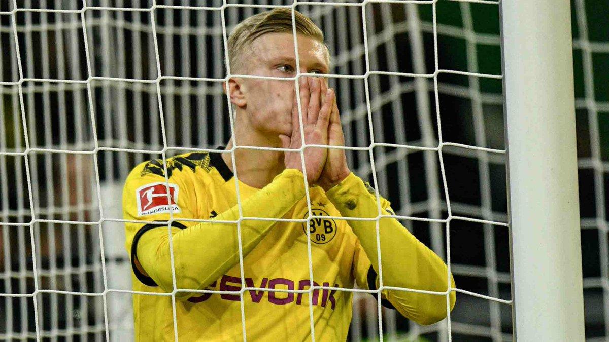 Real Madrid, Borussia Dortmund'un yıldız golcüsü Erling Haaland'ı transfer listesinin ilk sırasına yazdı. (Express) https://t.co/jY8Yi1zsZT
