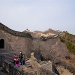 Image for the Tweet beginning: Badaling section of the Great