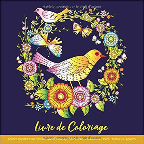 Livre De Coloriage Adultes Mandalas Anti Stress Livre De Coloriage Po