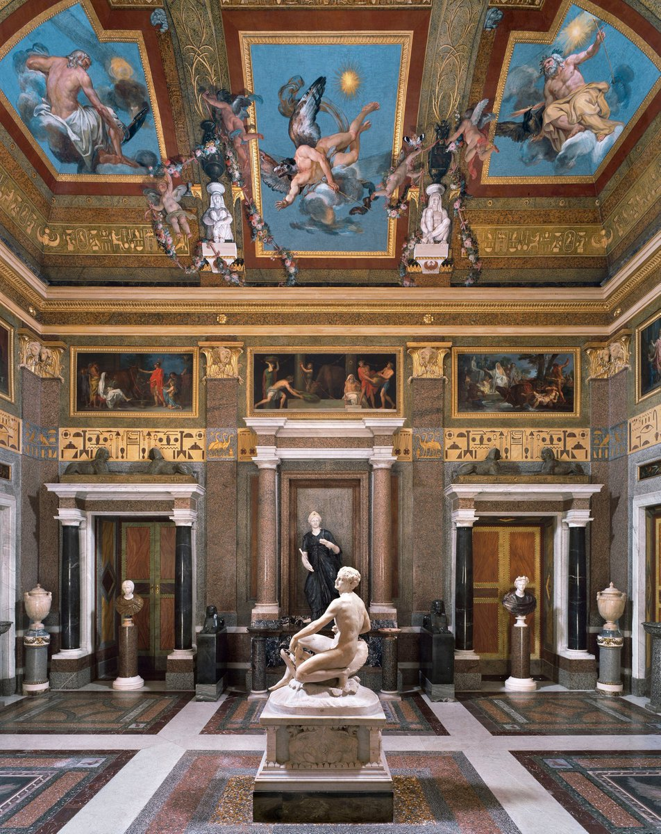 "#ArtYouReady ?  While Borghese Gallery is closed, the new website welcomes all of you every day. In the section ""Artists and works"", visitors can browse more than 500 works of art and read about their histories  http://bit.ly/Autori-Opere   #emptymuseum pic.twitter.com/pl6AtfZ7Td"