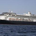 Image for the Tweet beginning: Krydstogtskib får grønt lys til