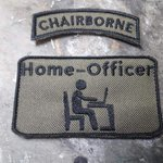 Image for the Tweet beginning: #HomeOfficer #HomeOffice #Chairborne #StayHome #stayathome