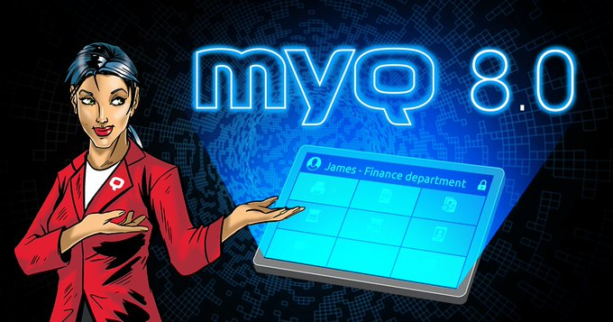 Twitter - We have completely rewritten MyQ's core architectu