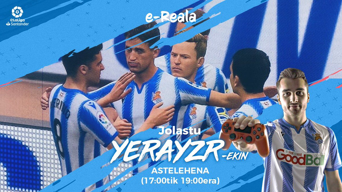 Real Sociedad Fútbol @RealSociedadEUS