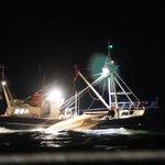 Image for the Tweet beginning: #Noordzee #visserij #kust  Een collega