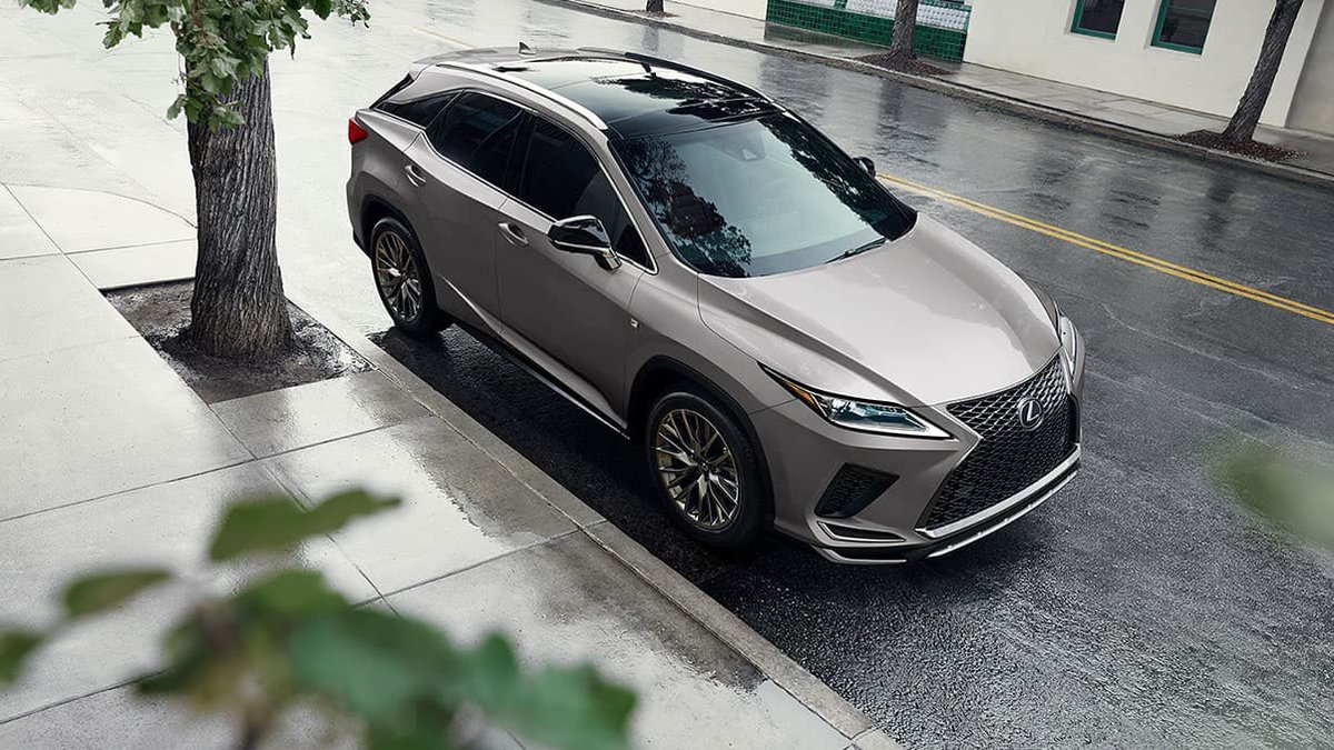 Lexus Bahrain On Twitter With A More Sophisticated Interior Style This Is The Leading Luxury Suv Of All Time Rx 350 F Sport Available From Bd 26 145 Vat Inclusive Lexus Lexusbahrain Experienceamazing