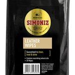 Image for the Tweet beginning: Simoniz Leather Wipes 20pk, -