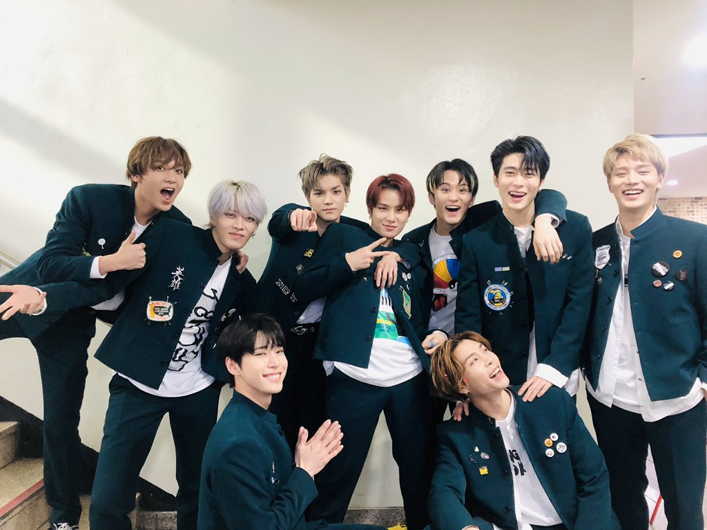 Thank you boi u all really amazing #ThankYouNCT127 @NCTsmtown_127pic.twitter.com/hhTVu9XbVc