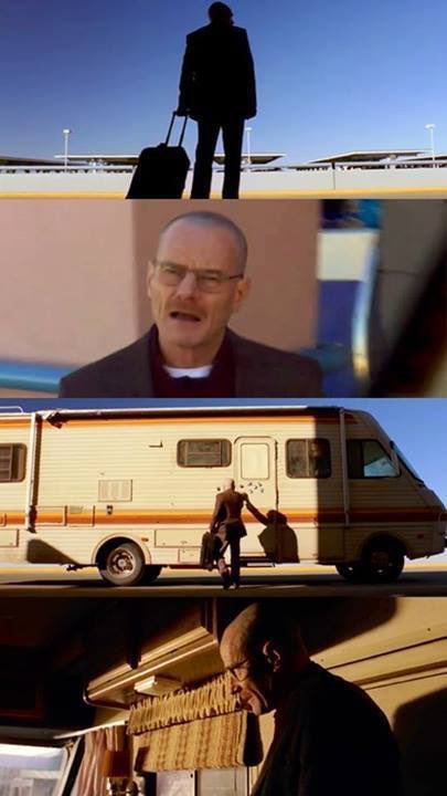 """""""You brought a meth lab to the airport?""""  #breakingbad pic.twitter.com/WF2LlNO0Yt"""