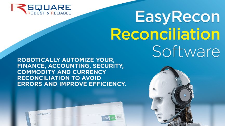 Do you want your accounts/ reconciliation department to work non stop.  Please contact Rsquare17720850/info@rsquareweb.com for Recon E- meeting to show demo#fintechh #banking #finance #artificialintelligence #innovation #RPA #reconcillation #software #rsquare #bahrainfintechbay https://t.co/GHPMpyJWij