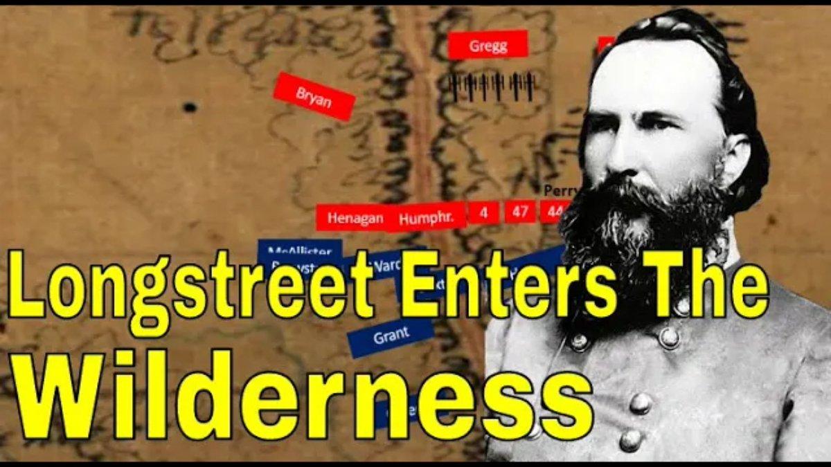Hear and see Longstreet enter the fight on the Orange Plank Road. #Texas #NPS #BattleoftheWilderness #OverlandCampaign #Longstreet #StayAtHomeAndStaySafe #videos #YouTubeOriginals #YoutubeLive #youtubechannel #viralvideo #SocialDistanacing #QuarantineLife https://youtu.be/6t1zP5LWn8Epic.twitter.com/wJREAPjbeu