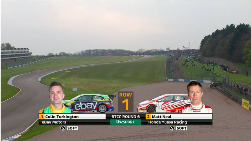 Btcc On Twitter Here S The Front Row Of The Grid For Race One Btcc Racedaywithadifference