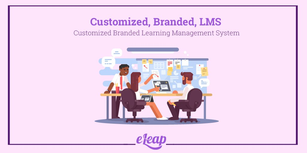 test Twitter Media - Customized Branding Learning Management System from eLeaP brings some features on the table like adding your custom logo and white label LMS. By clicking on the link, you can download your FREE brochure. 🤓 . ⏩ https://t.co/6X4QoPDMwJ ⏪ . #Enterprise #onlinelearning https://t.co/2AGY20r0mh