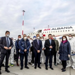 Image for the Tweet beginning: #Albania invia medici e infermieri: